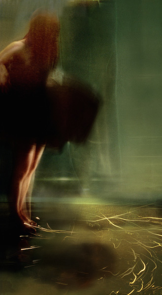 In Between Study 2.1 , 2012 Chromogenic print, 12 x 6.5 inches