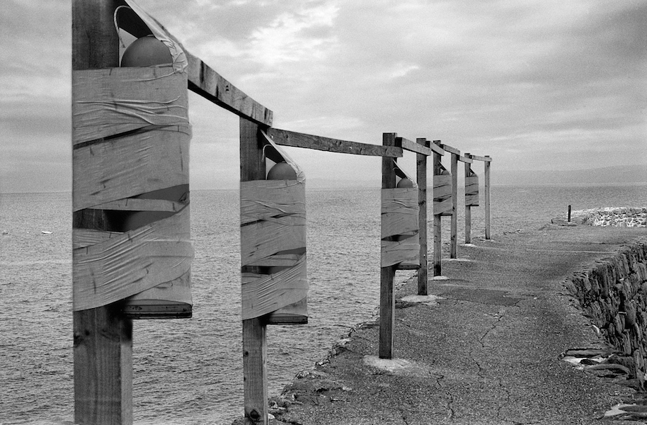 Paper Shadows, #2,1, 2007-8 B/W Photo-based digital output on archival media, 38.86 x 40 inches