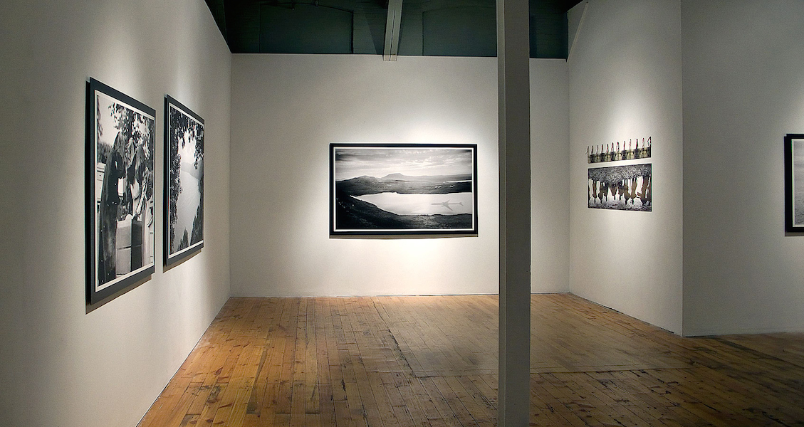 Installation View The Red Head Gallery, Toronto, 2008