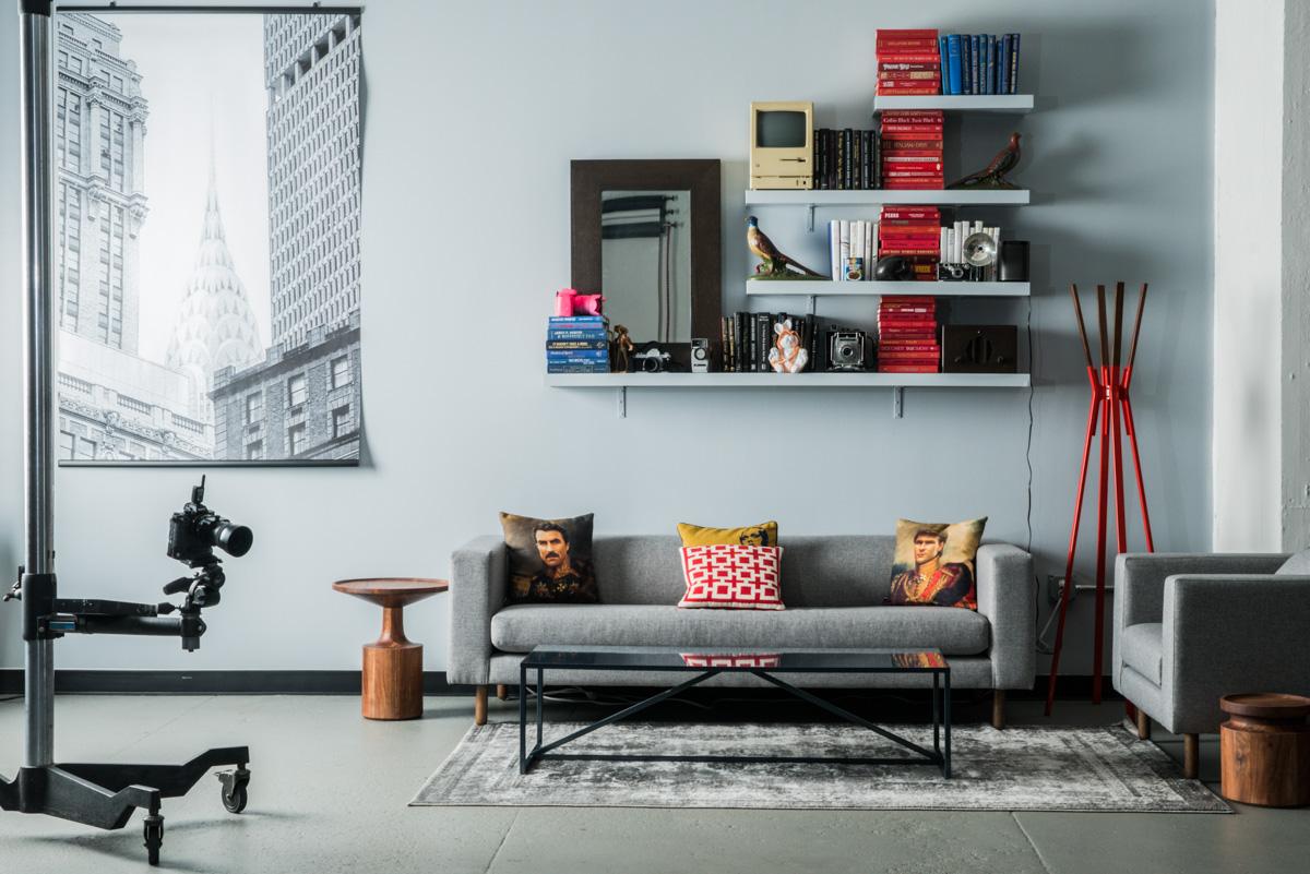 BAY2 client lounge