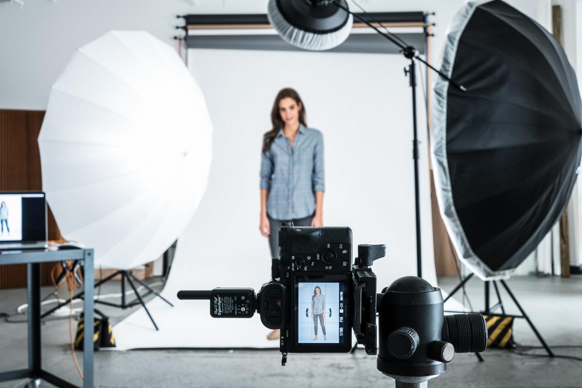 BAY2 model shoot