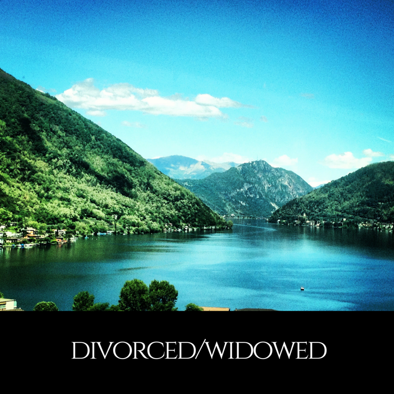 Divorced or Widowed