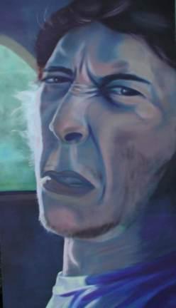 Zane, 6x4', oil on canvas, 2000