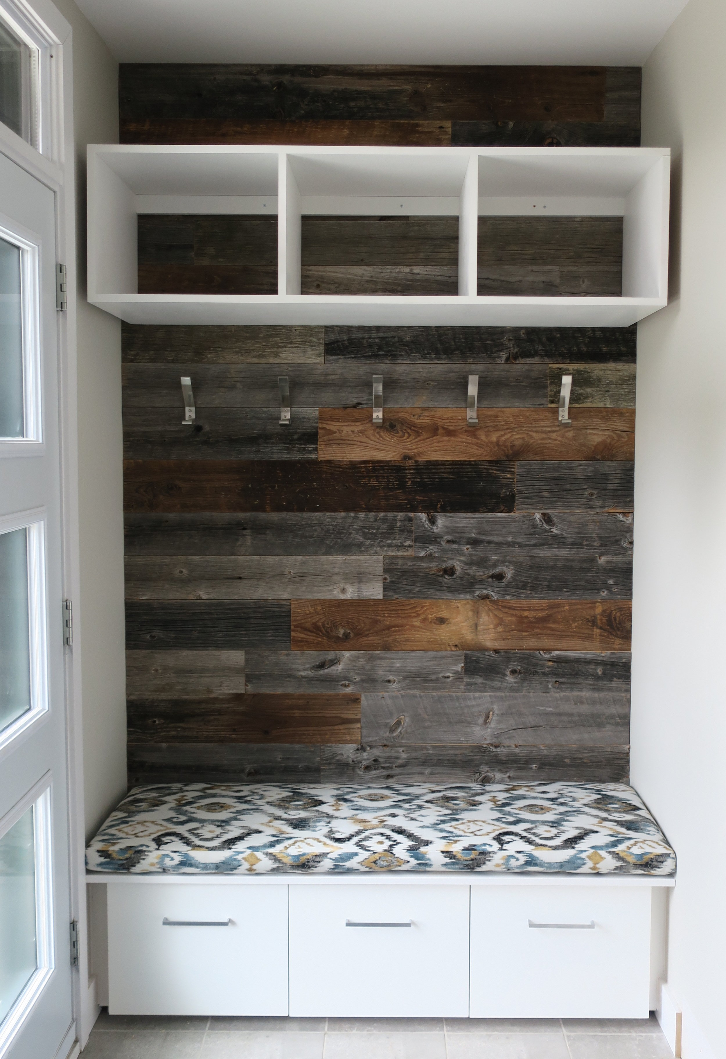 Entry Bench/Cabinets