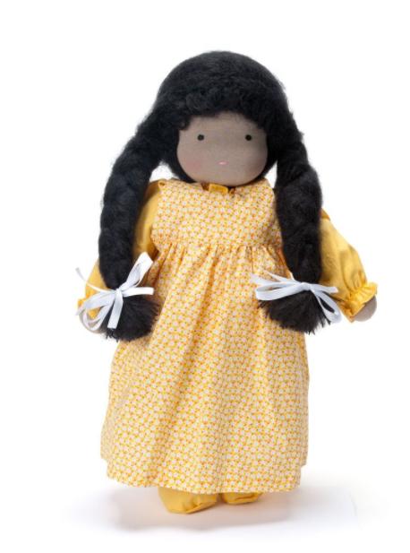 Waldorf Doll: handmade in Brazil