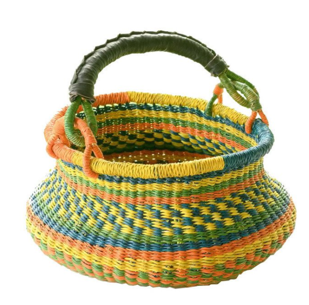 Bolga Basket: Fair Trade from Ghana