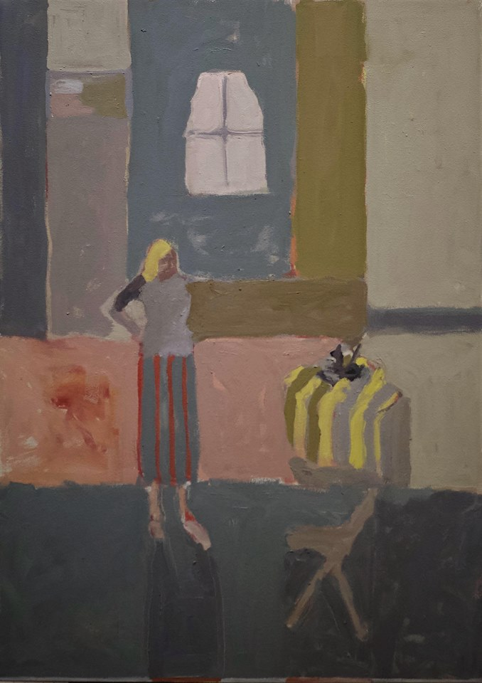 Figure by a Table
