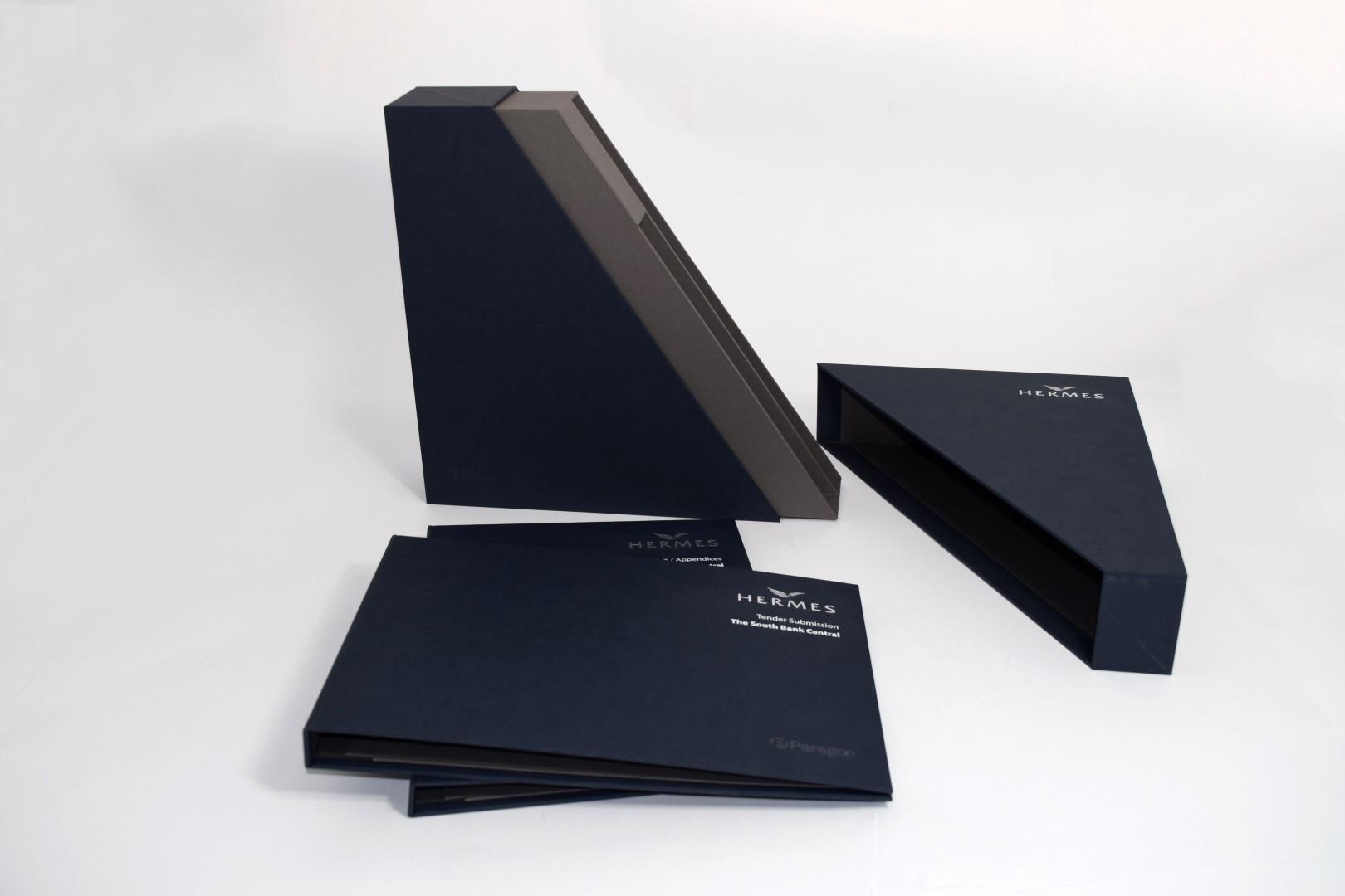 Presentation Bid Box