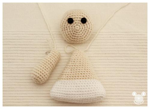 Amigurumi Rag Doll