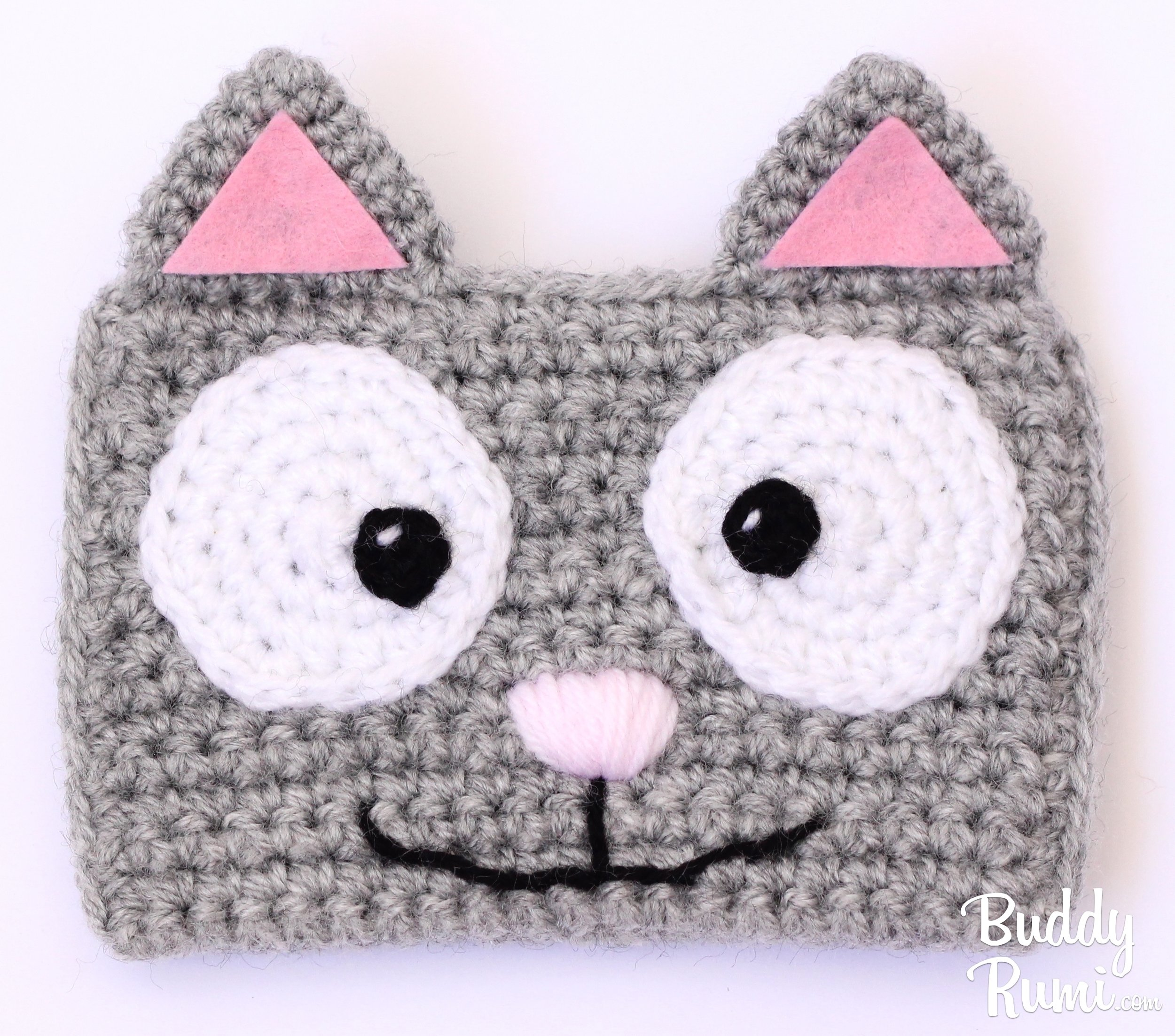 How to crochet baby safe eyes