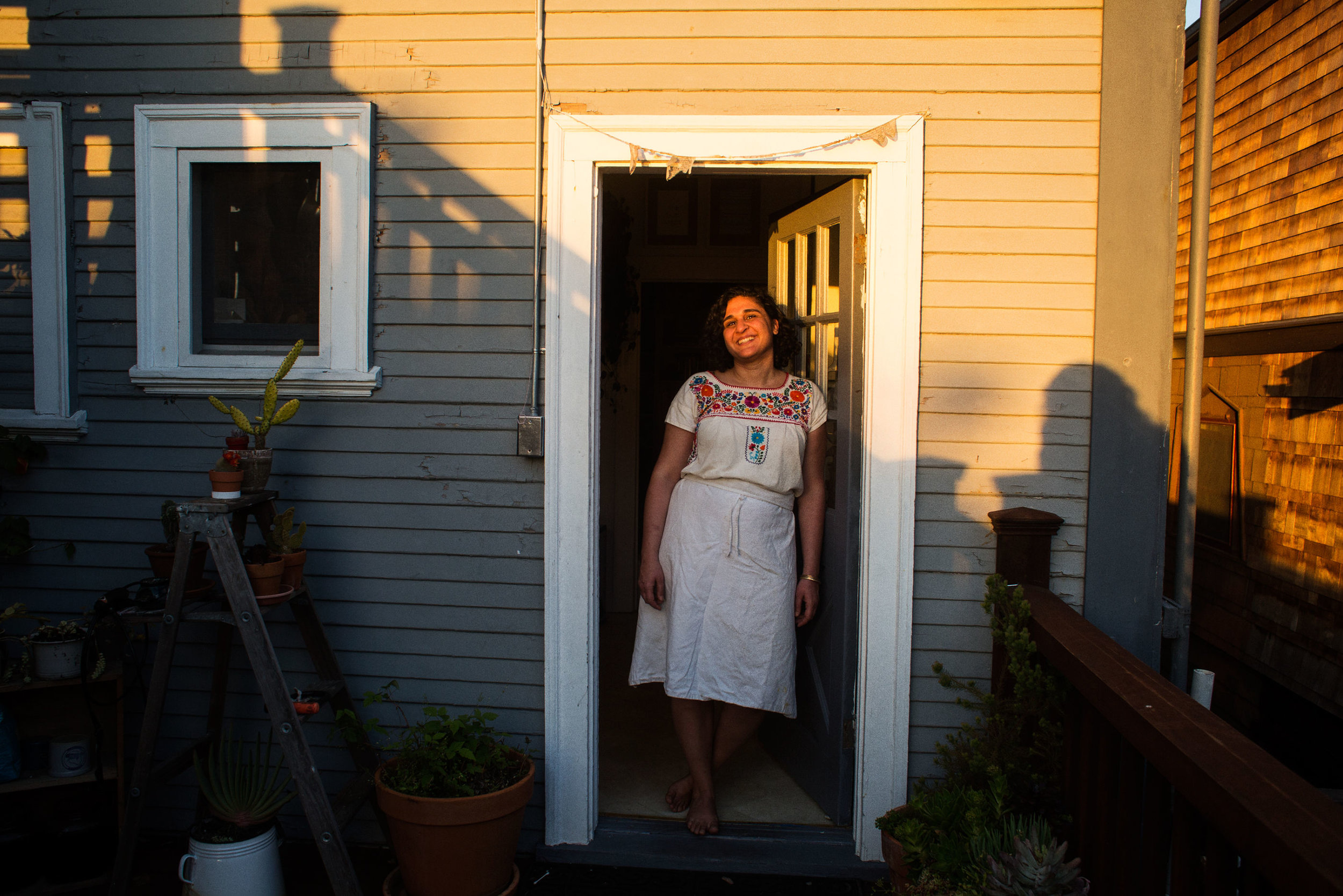 California Sunday Magazine   Samin Nosrat's bid to become the Iranian Martha Stewart.