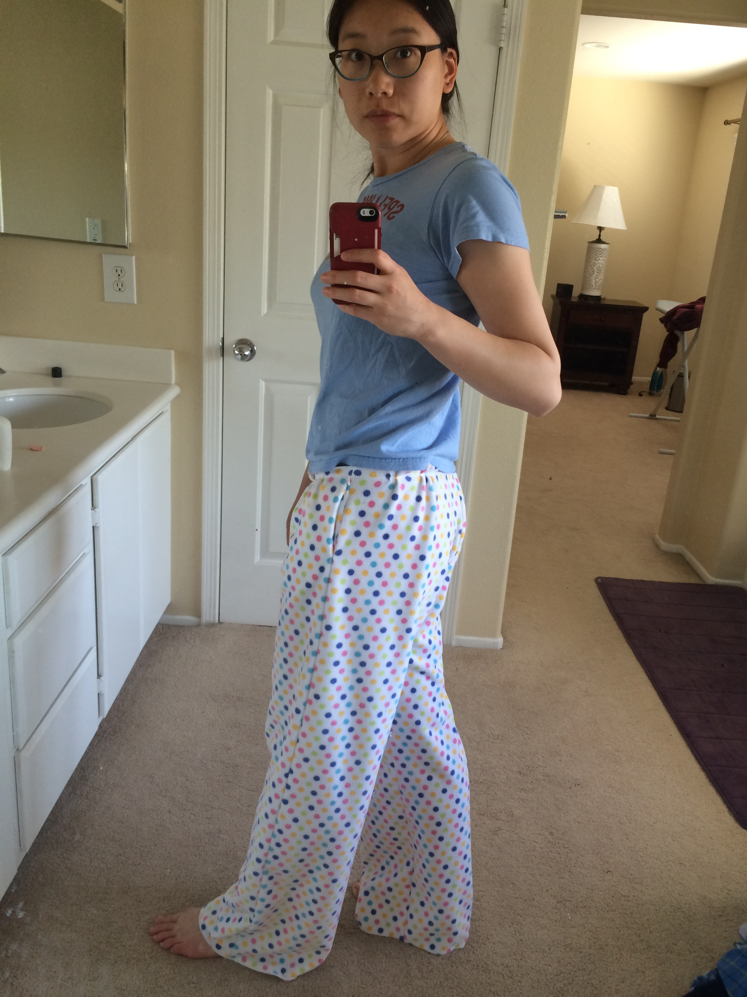 My first pajama pant! So soft and so comfy