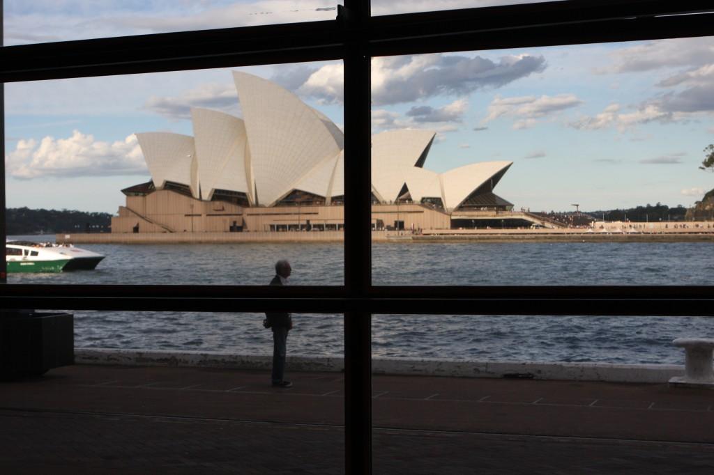 Opera House - behind the scenes