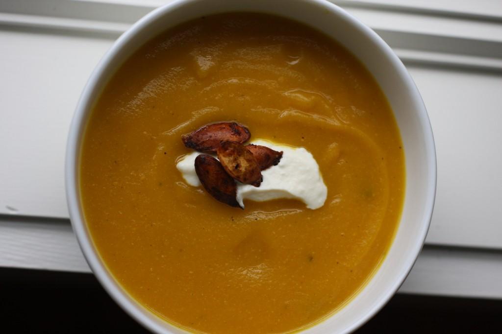 Cinderella Pumpkin Soup