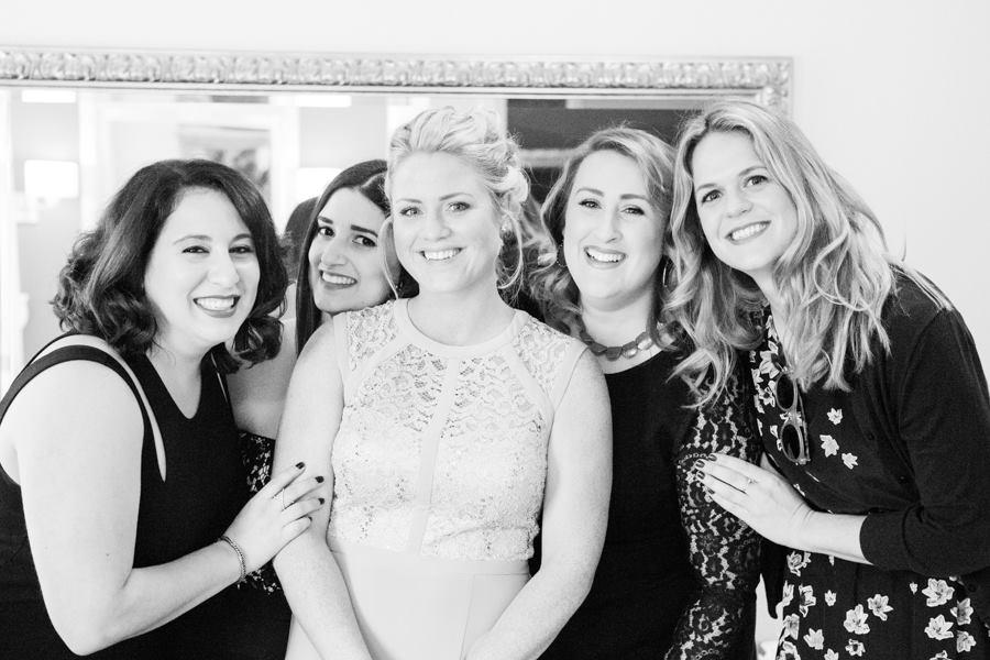 bride's family wedding