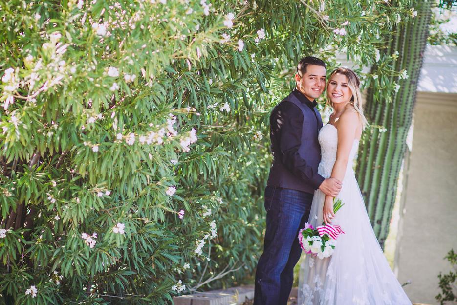 rustic wedding chapel Arizona