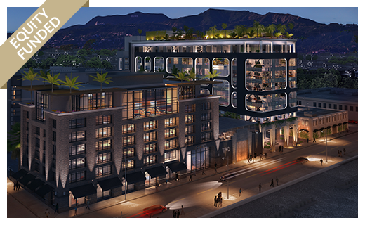 Dream Hotel Hollywood (Phase 2)