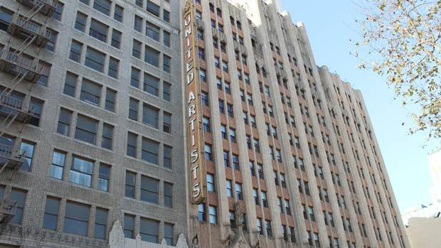 United Artists  The historic United Artists building has been transformed into the 182-room Ace Hotel, which opened in early 2014.