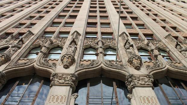 Ace Hotel  The 13-storey Ace Hotel also houses a refurbished theatre, first opened by Hollywood pioneer Mary Pickford.