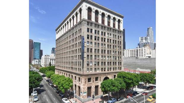 Vancouver connection  The 1920s-era Coast Savings building has been transformed into creative office space by Vancouver developer Onni Group.