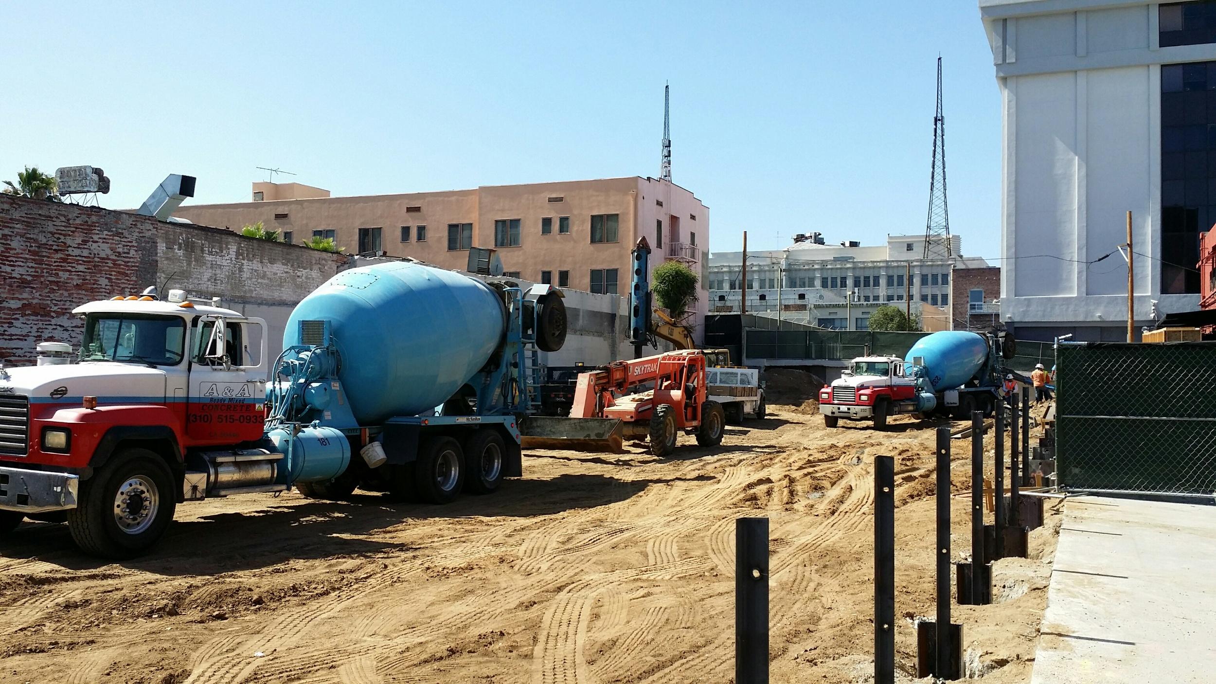 Construction Progress as of May 2014