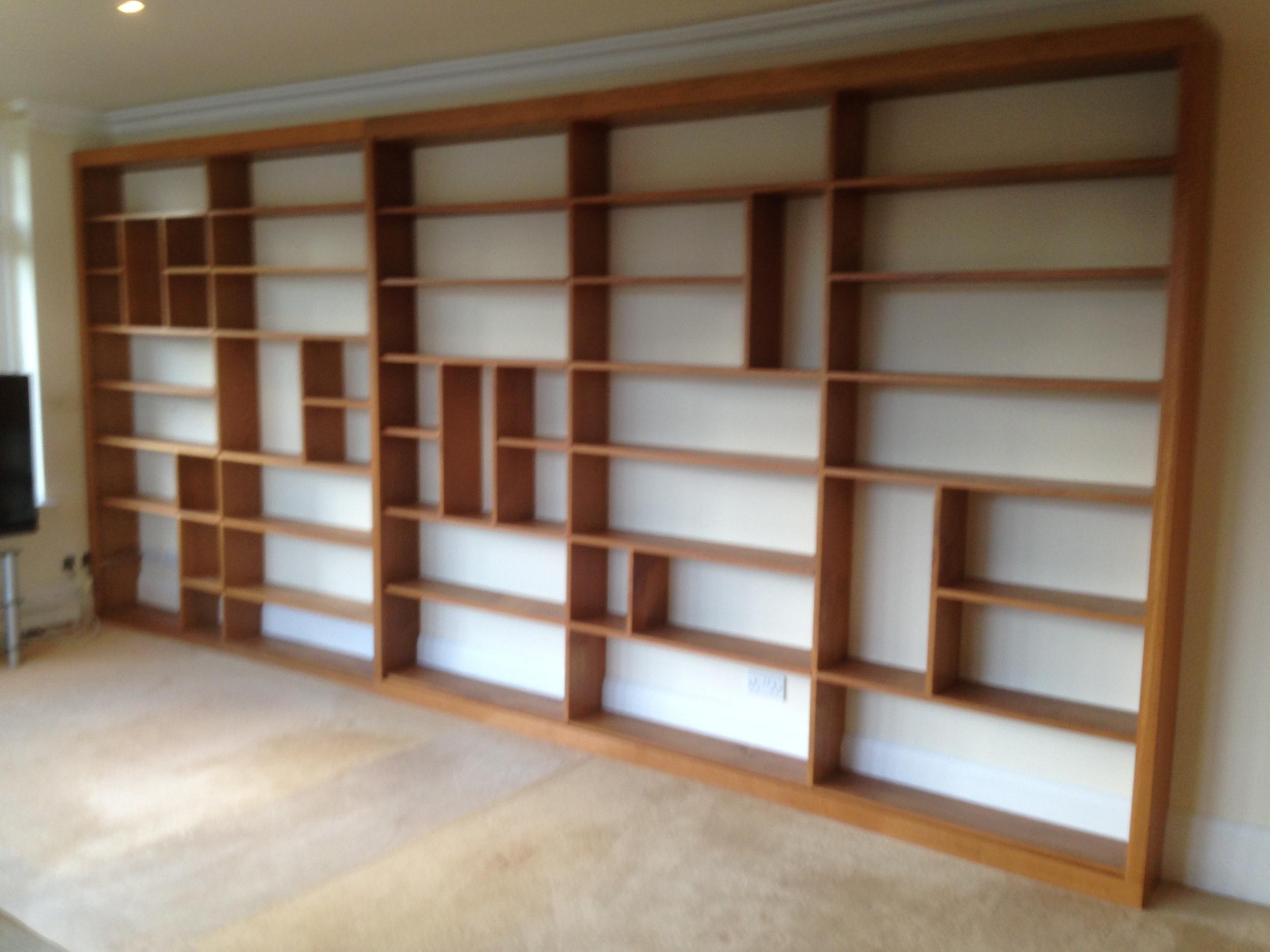 Barnes Bespoke Bookshelves