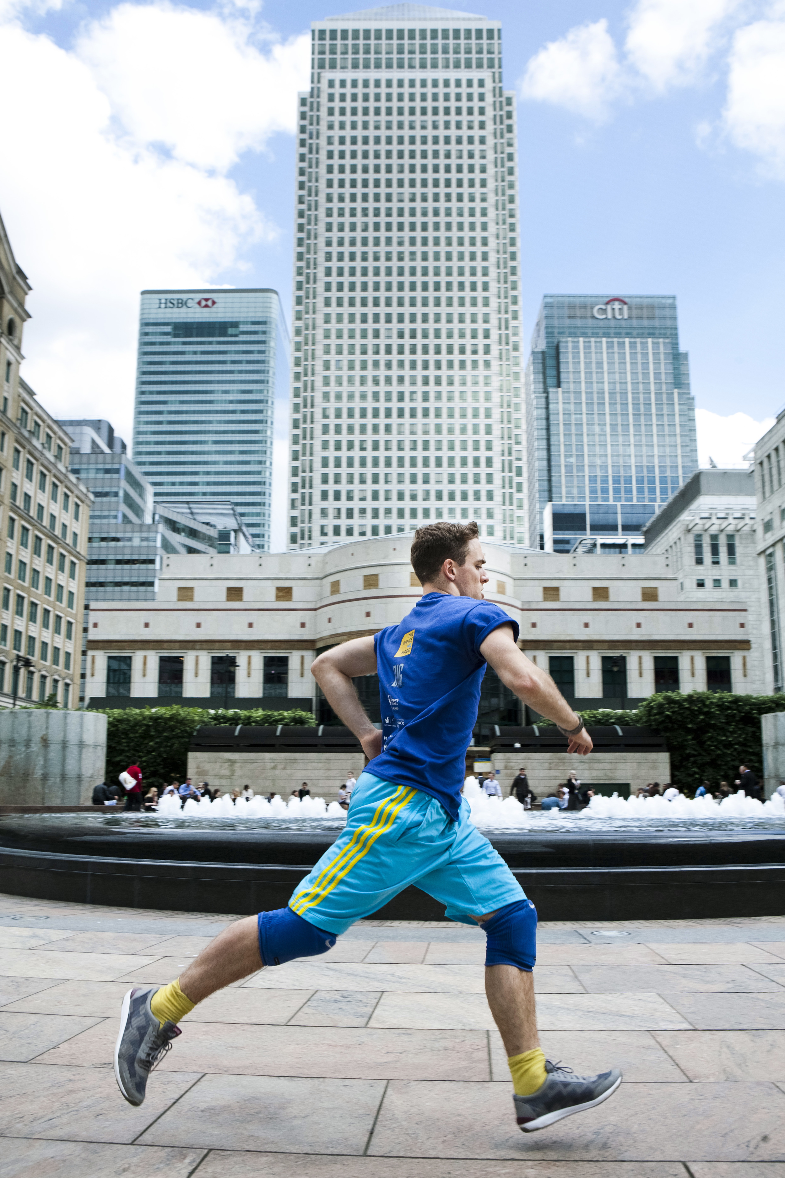 The Dance WE Made in London by Alicia Clark (2012)