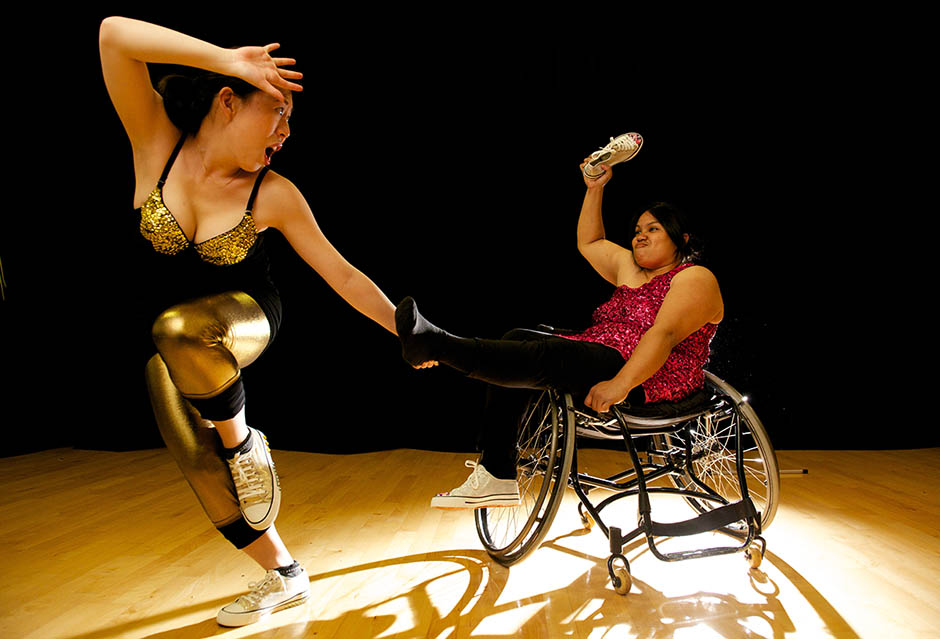 Laura Dajao in Sardines Dance Collective's Me, Me, Me... and You?