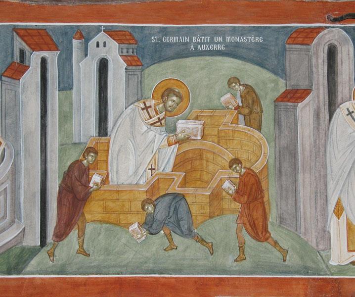 05 St Germanos Builds a Monastery-700px.jpg