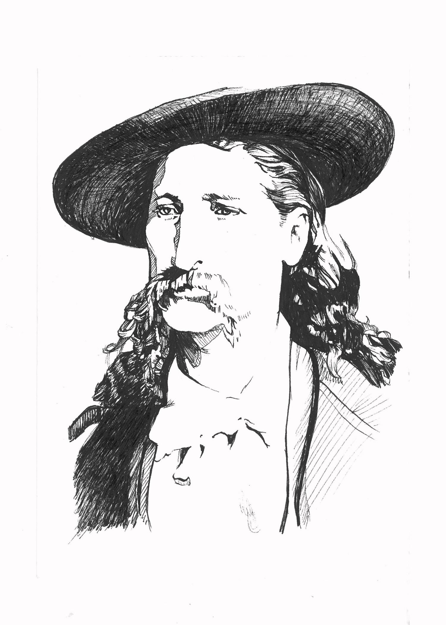 Wild Bill Hickock    W E S T E R N  L A W M A N