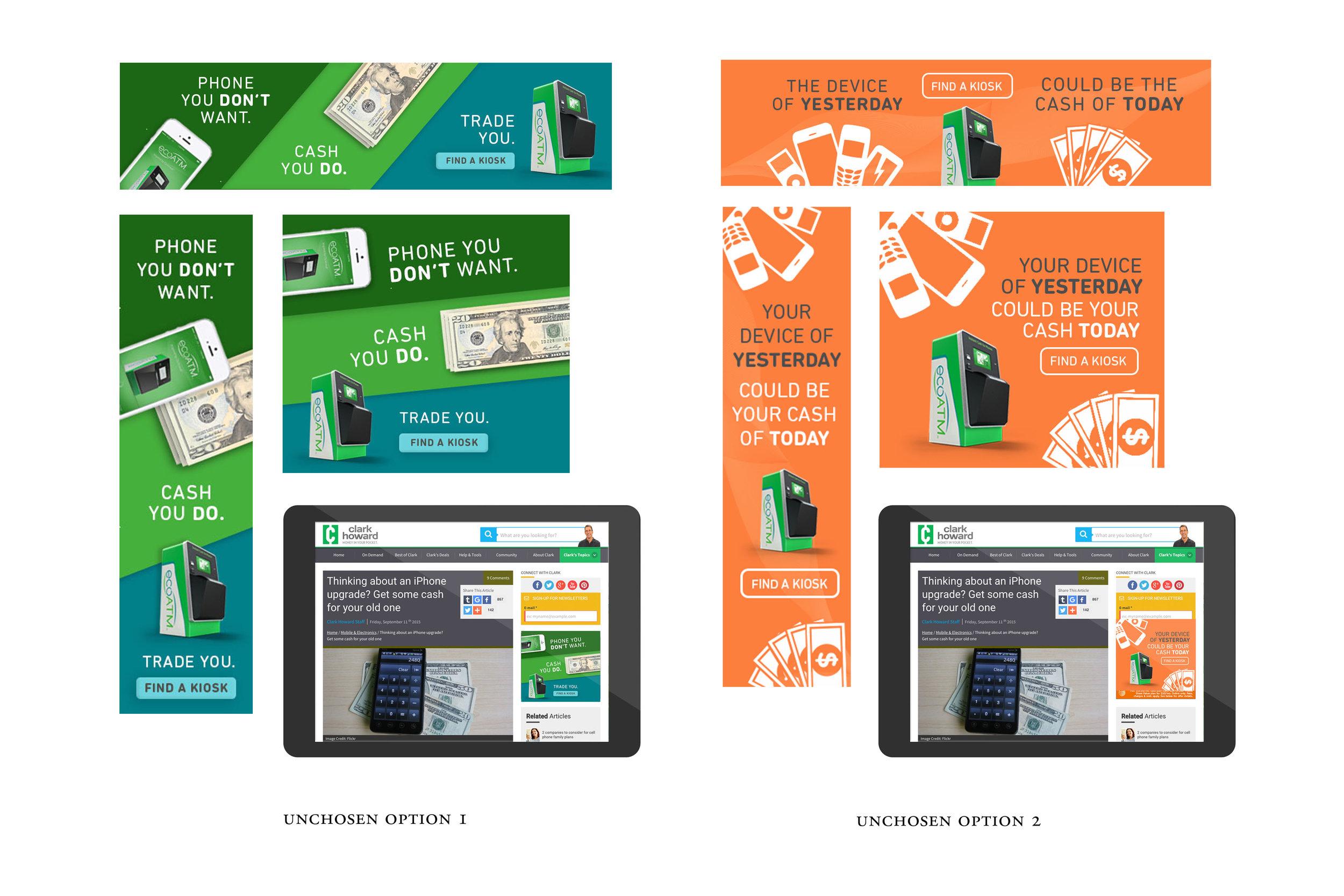 Corporate/Ad Design — Kim Berkley Art & Design