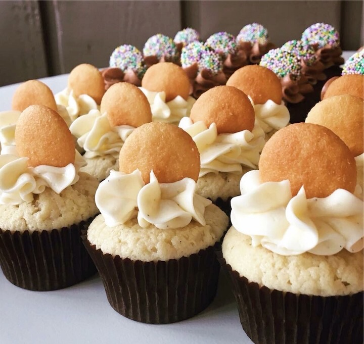 cupcakes mini vanilla