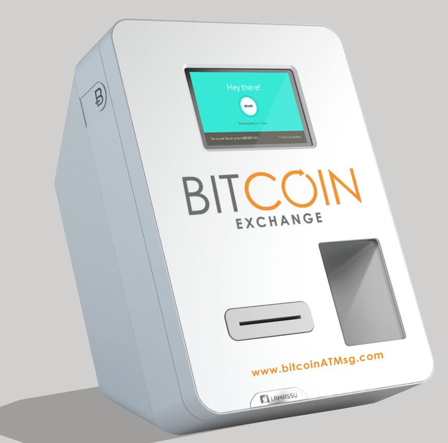 bitcoin machine singapore