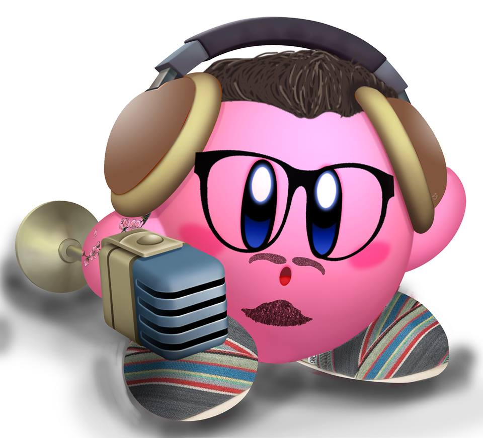 Artist rendering of a Jason Cahill infused Kirby.
