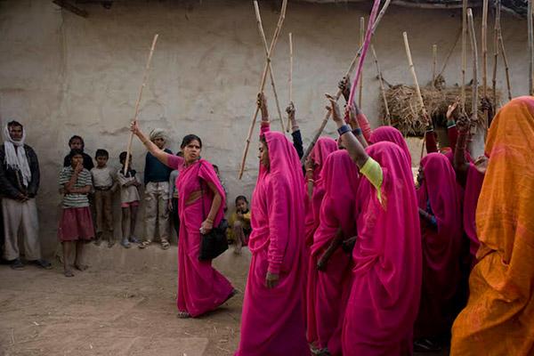 The Gulabi Gang