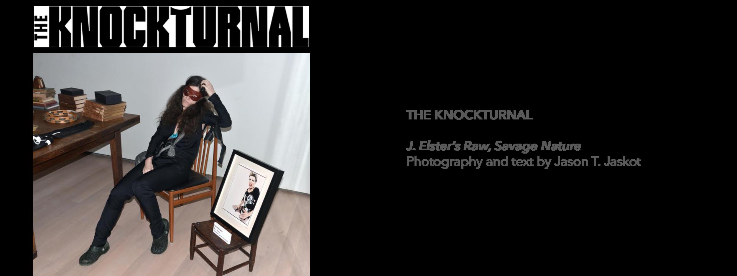 The Knockturnal - Jennifer Elster. J. ELSTER