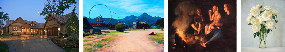 Charles Cudd De Novo, Locust Hills