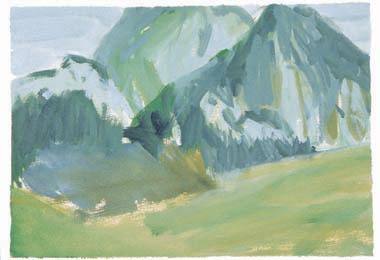 Oil Sketch VII