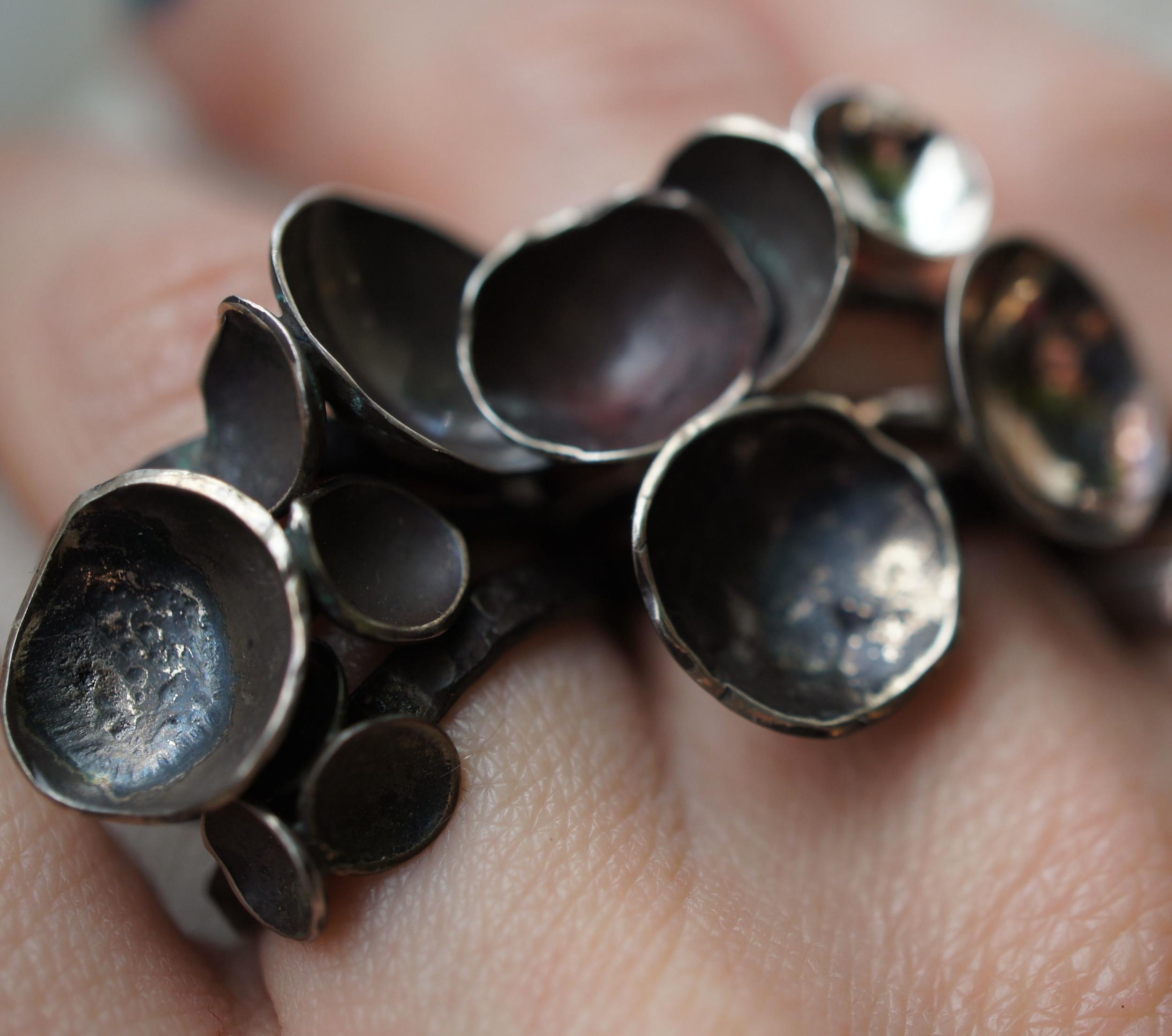 Fungus Rings, detail