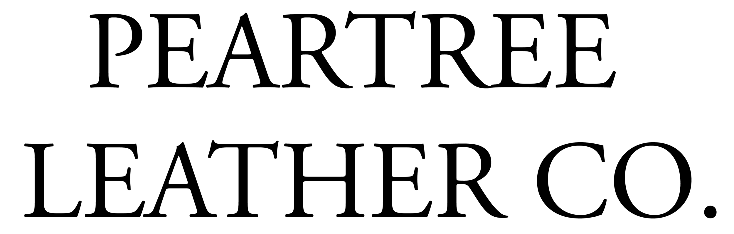 PEARTREE LEATHER CO. LOGO VANAJEROS2.png