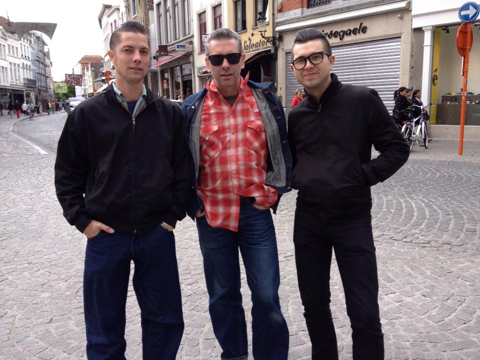 Rechords in Bruges - Belgium_2013.jpg