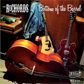 """7"""" Vinyl featuring 'Bottom of the Barrel' and 'To the Pot' as well as cover versions of """"Hard Up Blues"""" and """"Don't Be Gone Long"""""""