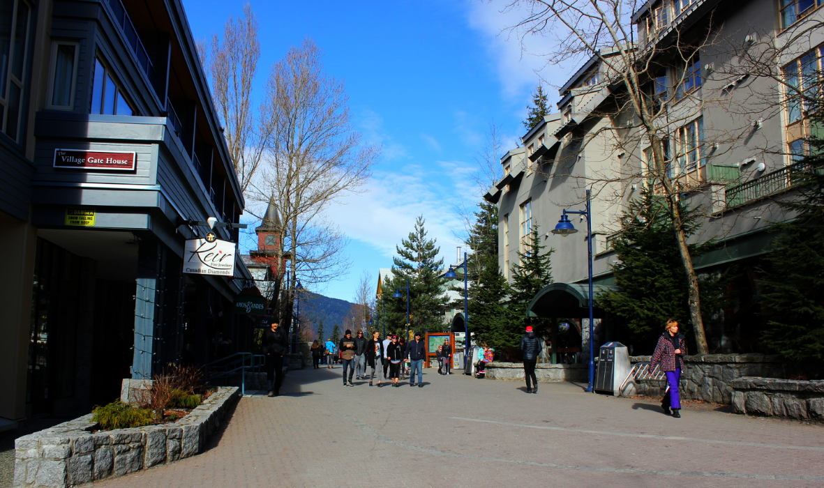 Whistler urban design by Drawntocities.com