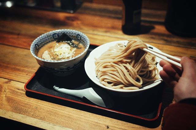 If you've ever seen the doc 'Ramen Heads' then you likely drooled (if you didn't, there is something wrong with you) over the classic tsukemen that Osamu Tomita has been perfecting in his tiny ramen shop in the Chiba region of Tokyo. I'll save you the trouble, if you're ever in Tokyo make the trip, it'll change your whole perspective on shit. I'm going to be posted more images from this unreal food trip with the @creminelli crew in the coming weeks!
