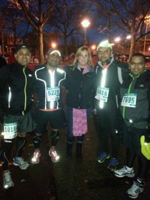 Seattle Half Marathon Training Group 2013