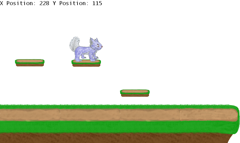 Early test build of Natural Selection for testing movement and collisions.