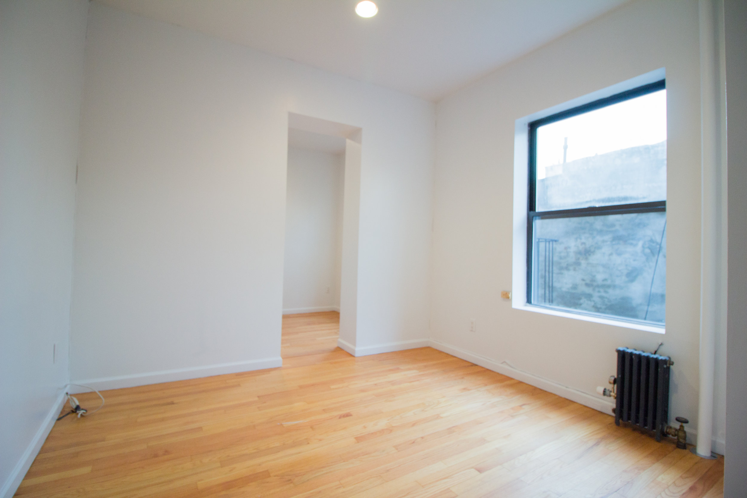 238-240 E 7 Street #23 - Renovated One Bedroom East Village!Sunny one bedroom home offers separate kitchen, windowed bathroom and spacious bedroom. Located in a walk up building in east village. Close to public transportation, cafes and shopping. Rent: $2,150 /monthTerms: 12 - 12 MonthsAvailable: Immediate