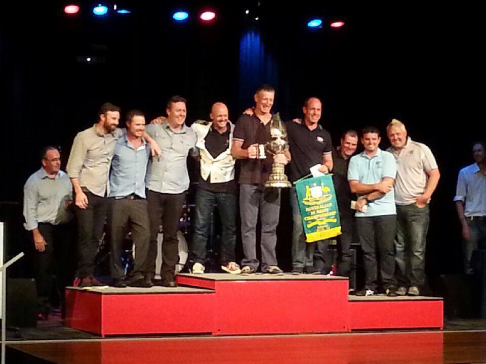 ATB Morton winners