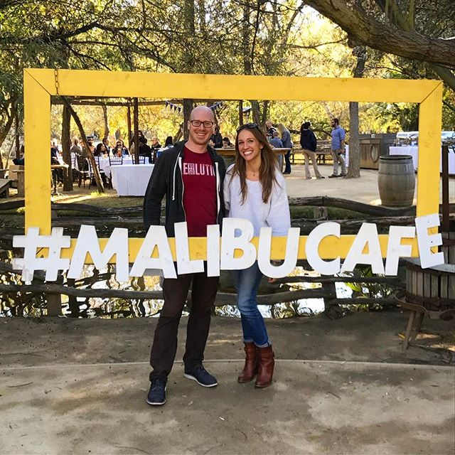Maliboozin' #malibucafe #calamigosranch
