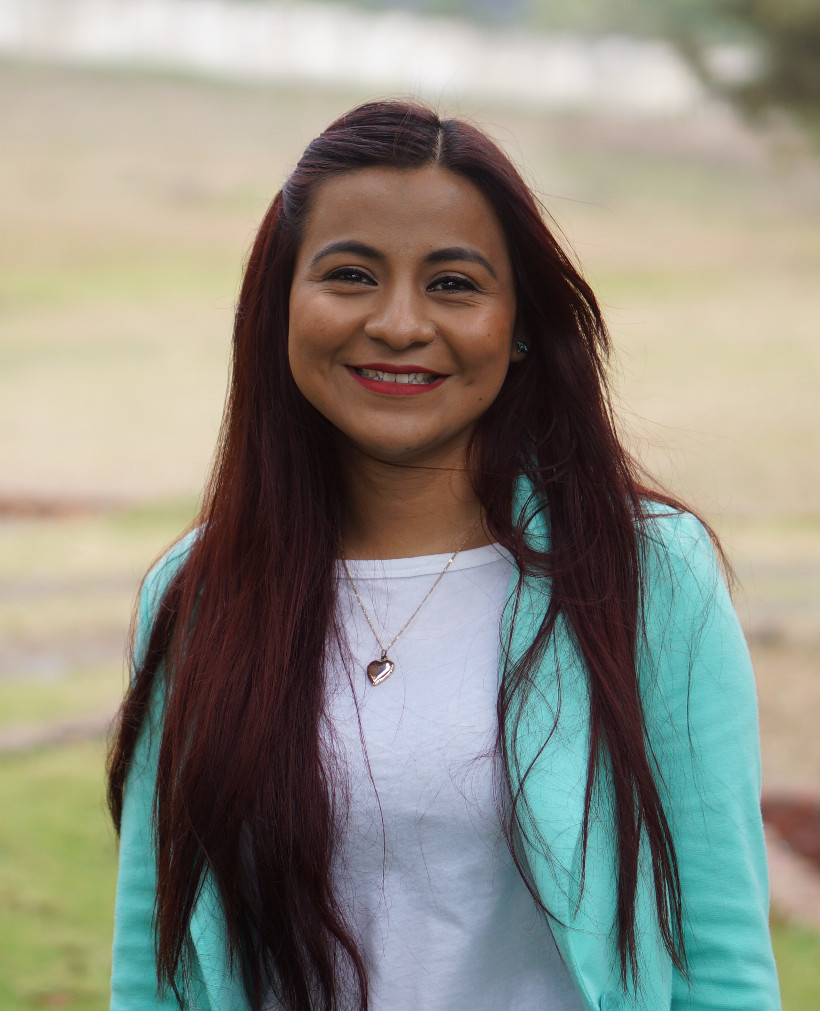 """Sofia P. - Education Director/Educator   """"I've always said that I want to serve God with all of my heart and live in His will. I've found this here at PFH. I live every day what it says in John 12:26 because I know that God has called me to serve in every moment and in every place loving the kids we serve here as myself."""""""